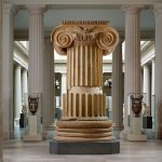 Column from Temple of Artemis