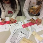 Writing our hieroglyphic names
